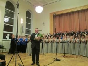 17.03.2016 - Tallinna Ülikooli aulas